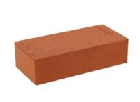 Кирпич красный полнотелый керамический М-200