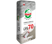 смесь цементная легковыравнивающая lfs-72(5-50мм)25кг