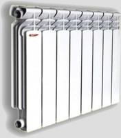 Радиатор биметаллический, купить, заказать, продажа, строитель, стройка, стройматериалы, строительные материалы, Херсон, Каховка, Новая Каховка, Цюрупинск