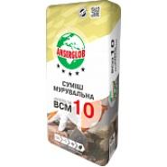 НОУНЕЙМ Смесь цементно песчаная (25кг) (аналог Анцерглоб ВСМ-10)