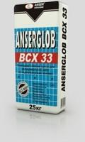 Клей для плитки 33 Анцерглоб 25кг Украина, купить, заказать, продажа, строитель, стройка, стройматериалы, строительные материалы, Херсон, Каховка, Новая Каховка, Цюрупинск