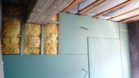 гипсокартон стеновой 3мх1.2м влагостойкий