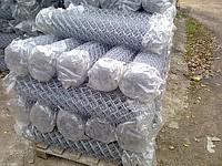 Сетка Рабица оцинковка (50х50) 1,5х10м рулон Украина